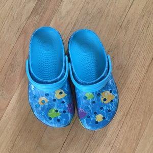 CROCS Shoes | Light Up Fish Crocs